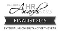 Canadian HR Awards 2015 logo