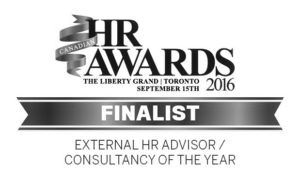 Canadian HR awards 2016 logo