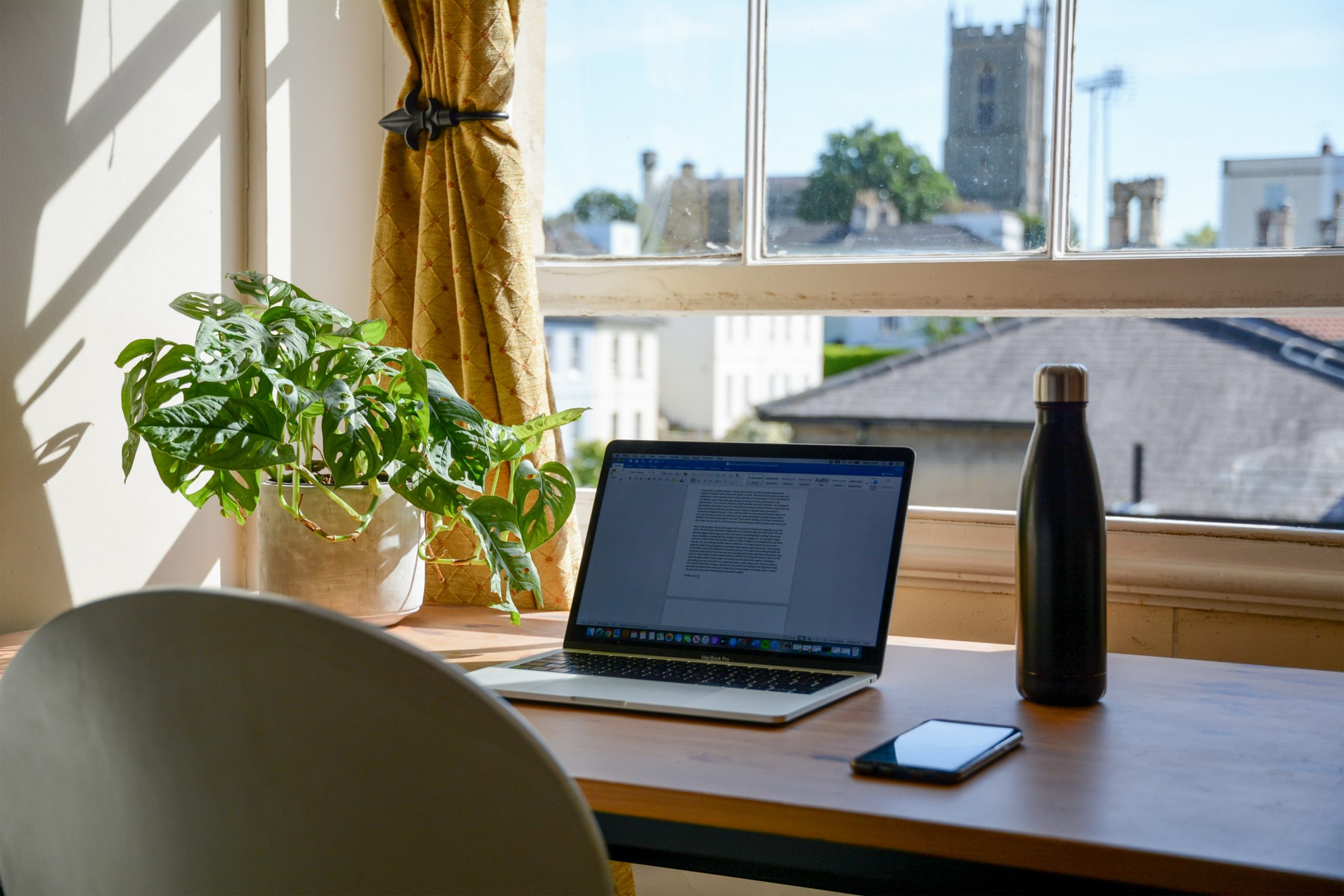 working from home tax benefit